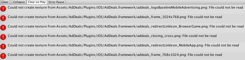 AdDeals - SDKBOX